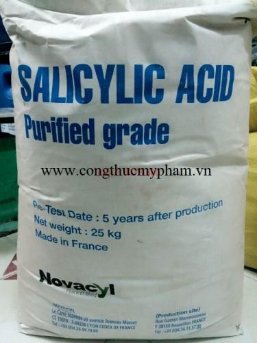 Axit salicylic giá sỉ – Bán axit salicylic chất lượng cao trên toàn quốc
