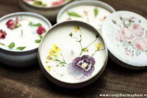 Công thức mỹ phẩm –  nước hoa khô