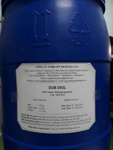 Dub Diol giá sỉ – Cung cấp nguyên liệu giá sỉ sản xuất mỹ phẩm