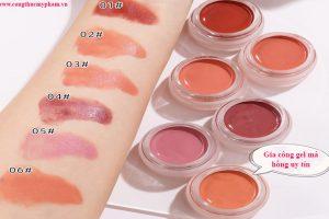 Gia công gel phấn má hồng- Gia công mỹ phẩm- Phấn má hồng gel