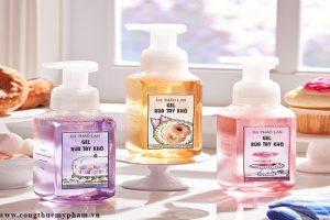 Gia công gel rửa tay khô kháng khuẩn- Gel rửa tay khô gia đình