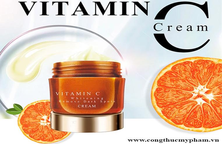 kem duong vitamin c