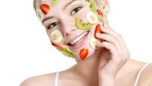 Mặt nạ trái cây dưỡng da