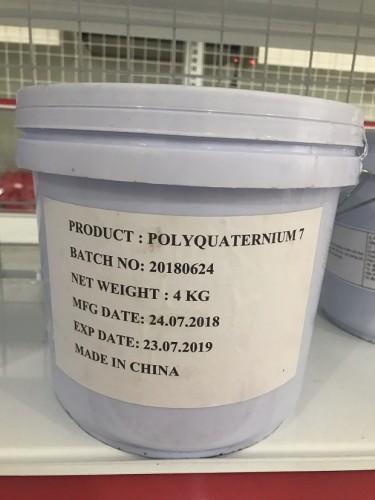 Bán Polyquaternium 7 – Cung cấp nguyên liệu sử dụng cho mỹ phẩm giá sỉ