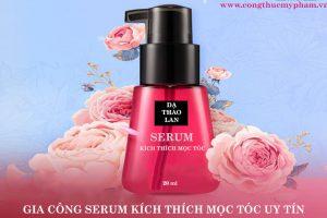 Gia công serum kích thích mọc tóc- Gia công mỹ phẩm- Serum mọc tóc
