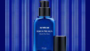Gia công serum trị mụn cho nam- Gia công mỹ phẩm- Serum trị mụn nam