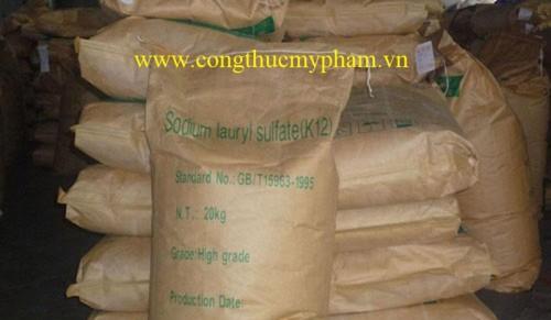 SLS giá sỉ – Bán Sodium Lauryl Sulfate giá sỉ chất lượng cao